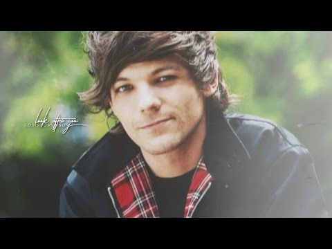 louis tomlinson | look after you