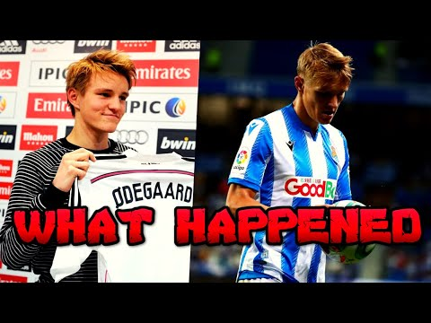 How Martin Ødegaard REVIVED His Career (The Story)