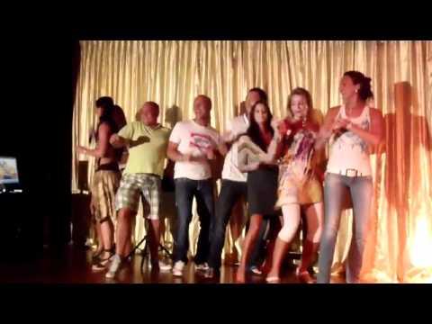 Karaoke @Riu Palace Hotel Aruba Part II