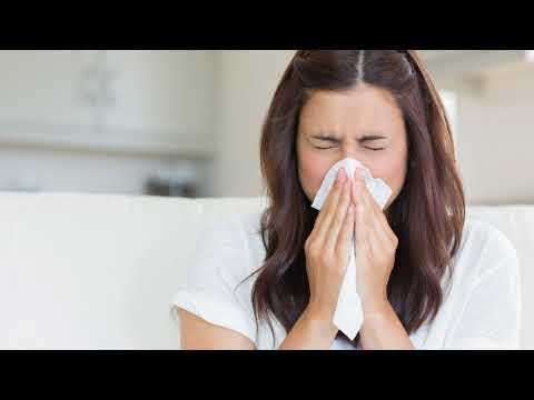 Как не заразиться простудой от больного человека