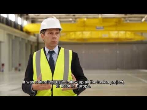 Assystem's participation to ITER : Architect Building Engineering - ENGAGE