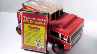 Mi pequeño camión rojo de bomberos - Miguel Finnigan