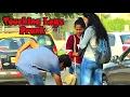 Touching Strangers Legs Prank | Pranks In India