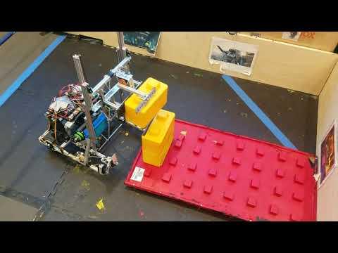 CIS Robotics 14838 November Practice Run SkyStone