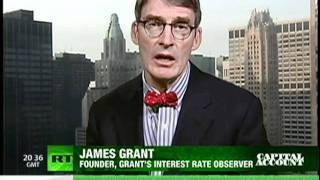 James Grant Interviewed on Capital Account 10/24/11 (Part 1)