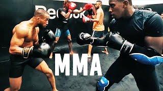 DEVENIR COMBATTANT A L'UFC - Fernand LOPEZ