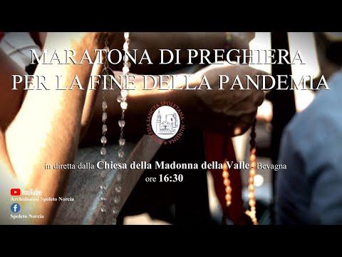 Maratona di Preghiera per la fine della Pandemia