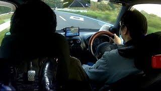 【軽MT車運転動画】プロトレーラー運転士さん にMOVEでダブルクラッチを 実演してもらいました(^^)