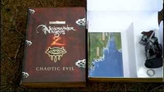 Neverwinter Nights 2 Lawful Good & Chaotic Evil Editions Unboxing (PC) ENGLISH