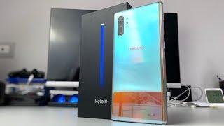 Recensione Samsung Galaxy Note10+, tante novità ed una batteria enorme!