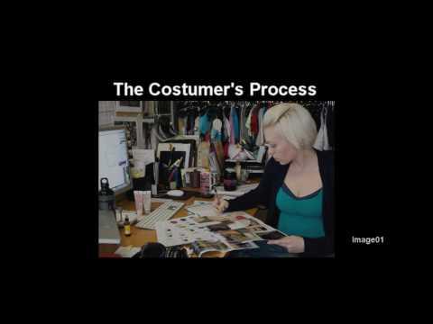 Costume Design: The Design Process