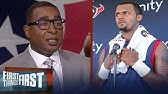 Cris Carter discusses if Deshaun Watson is underrated in the leagueNFLFIRST THINGS FIRST