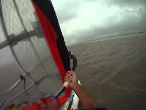 10 seconds run of 83,5kmh 45,09 knots by Jacques van der Hout, 23 August 2010 The Brace