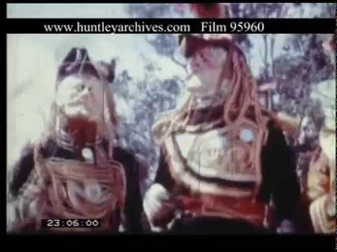 Chichicastenango Market Guatemala, 1950s - Film 95960