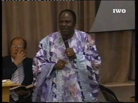Archbishop Benson Idahosa - Plugged into Power