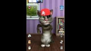 Говорящий кот Том 2! Игра для детей! Том настоящий пират! Talking Tom 2