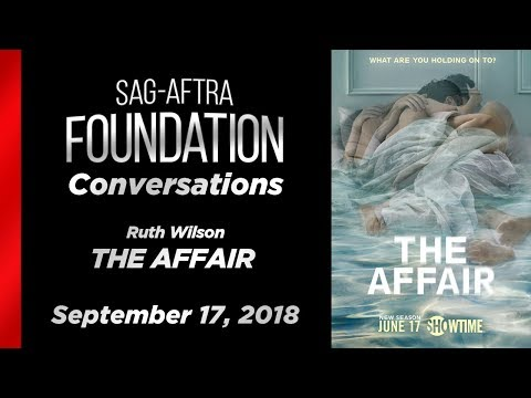 Conversations With Ruth Wilson Of THE AFFAIR