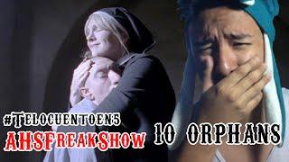 #TELOCUENTOEN5 ll AHSFreakShow 10 Orphans