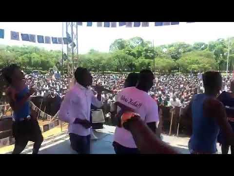 Mit mar atari - Musa Jakadala in Kisumu (12-5-18)