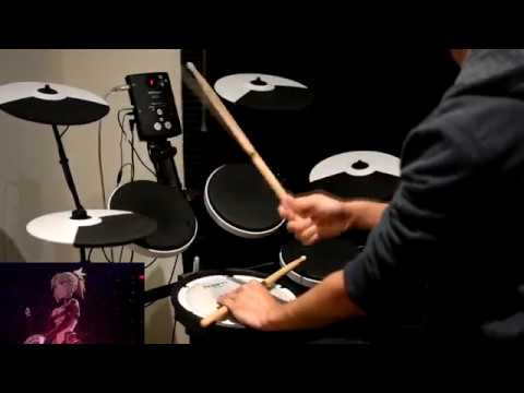Fate/Apocrypha ED Full -【Désir】by GARNiDELiA - Drum Cover