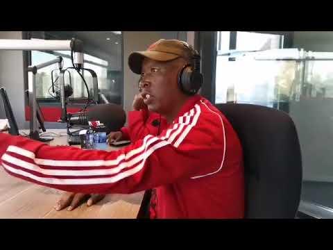 Julius Malema Responds