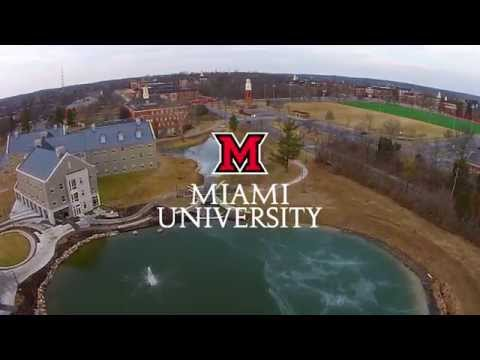 Miami University Aerial Campus Tour