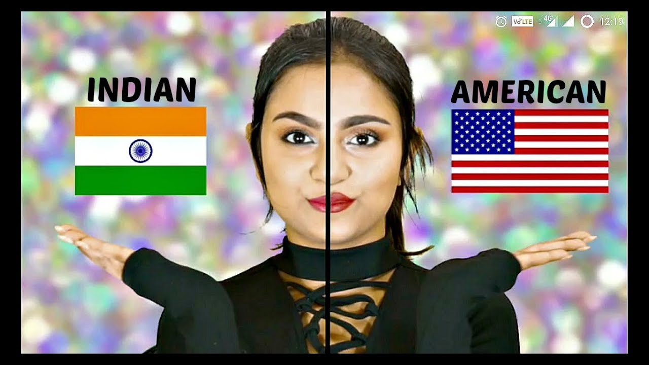 Image result for indian vs american