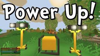 UNTURNED 3.0 Gassy Generators & Rotten Tomatoes! (Gameplay / Walkthrough)