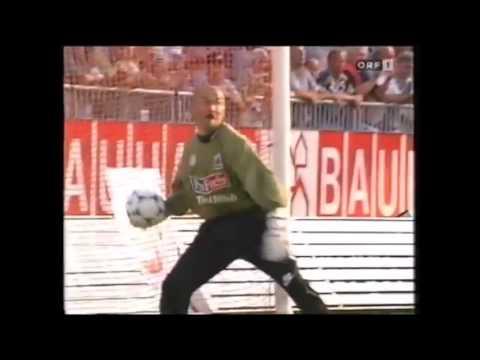 Stanislav Cherchesov •● Saves Extended ●• 1997-2002 || Tirol Innsbruck ||