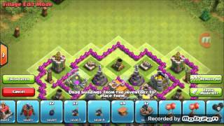 Download lagu Clash Of Clans- New epic Town hall 7 HYBRID Base