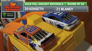 2018 Fall Diecast Nationals (Spot the Errors Edition!)