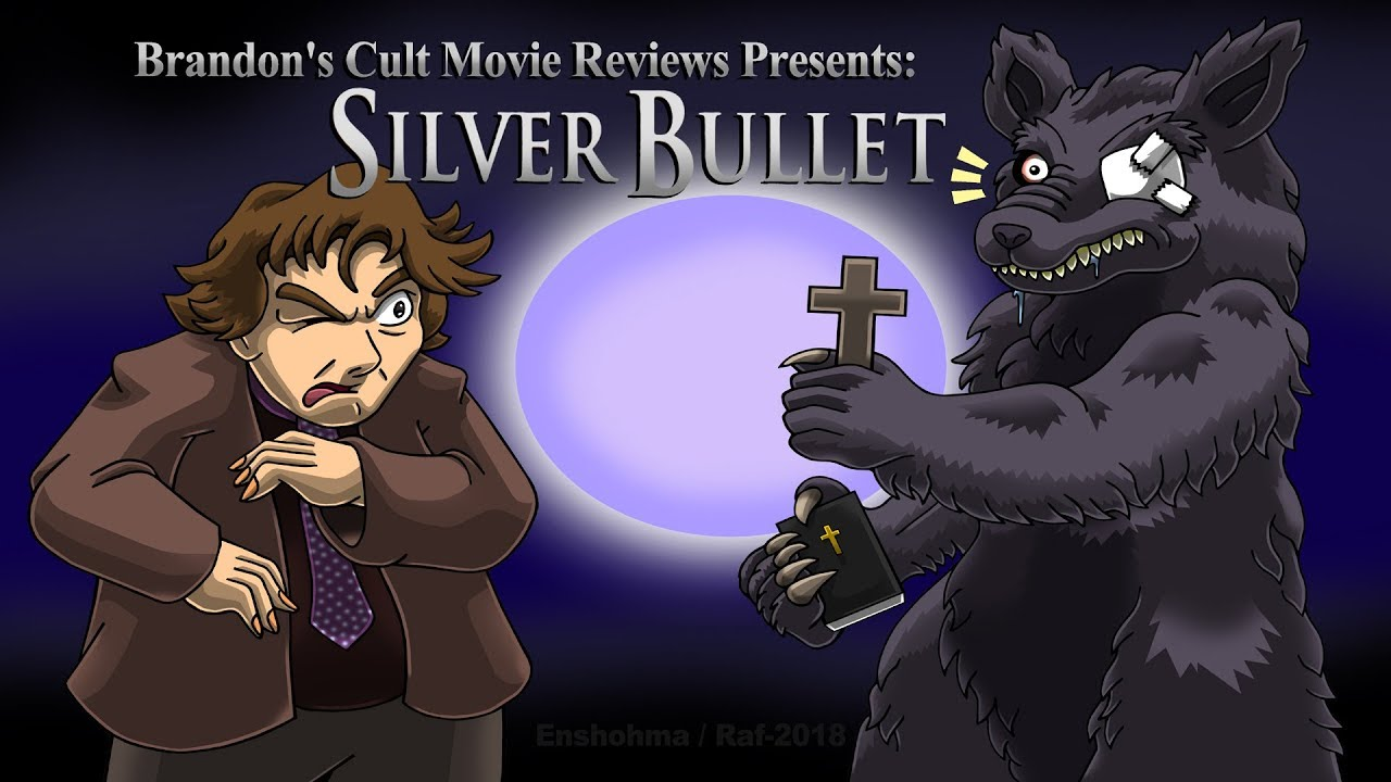 Download Brandon's Cult Movie Reviews: SILVER BULLET