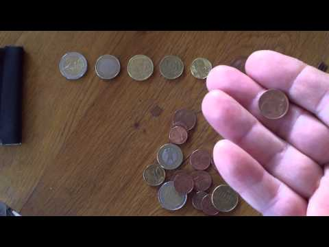 Euro Money Explained : Part 1 -- Coins Aka ,, Munten ''.