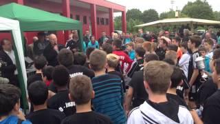 D-Jugend Pokalsieger 2013 Borussia Lindenthal-Hohenlind