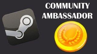 Steam Community Ambassador Achieטement Help - View a Guide in the Steam Overlay