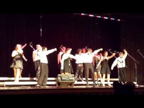 """""""Applause"""" performed by the Lewis Cass High School Show Choir"""