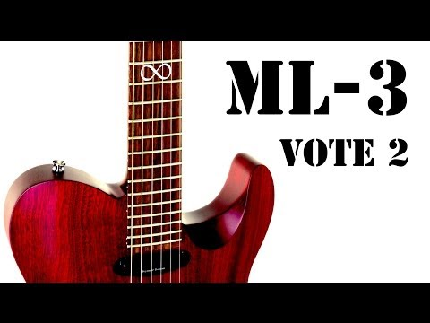 Chapman ML-3 Vote 2 - Wood variants & neck specifications