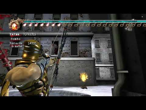 Ninja Gaiden 2 Xbox 360 Cheats Baculo Lunar Capitulo 8 Zedonius El Demonio Del Fuego Youtube