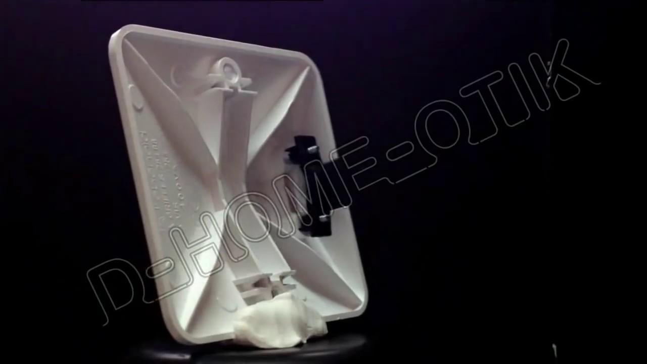sortie de cable 32a 95x95 legrand ref 31490 sur d home otik youtube. Black Bedroom Furniture Sets. Home Design Ideas