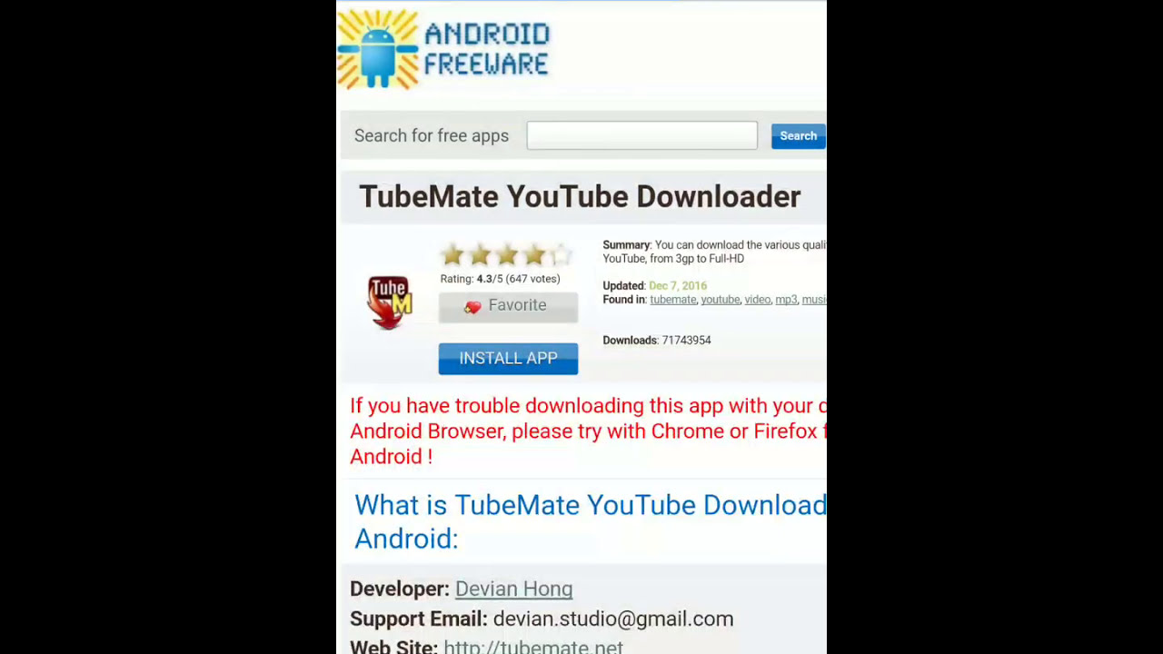 How To Download Youtube Hd Video On Your Android Device
