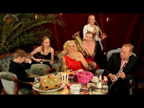 Gunhild Carling Live 58--Christmas with Carlings- live music, Quiz, Win gifts and competitions