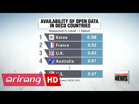 Open government data creating social and economic impact in Korea