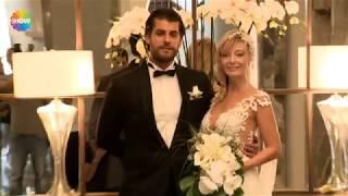 Özge Özder ve Sinan Güleryüz evlendi!