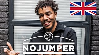 """AJ Tracey on """"Alex"""" replacing him on Thiago Silva, being accused on TV of being in a Gang"""