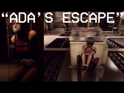 Ada's Escape: Tactical BDSM Espionage - TokyoKami