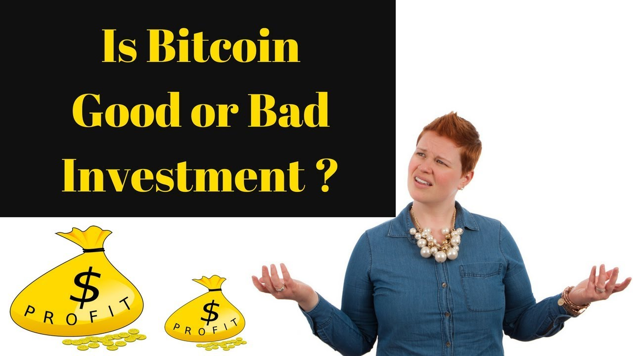 why are bitcoins good