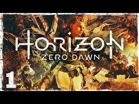 Смотреть прохождение игры [PS4] Horizon Zero Dawn. #1: Элой.