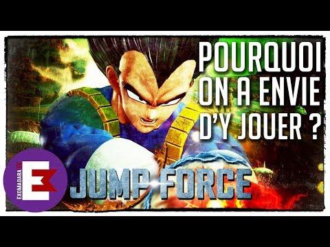 JUMP FORCE POURQUOI ON VA TOUS AVOIR ENVIE D'Y JOUER
