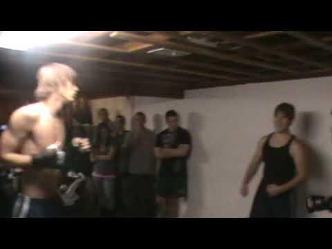 Underground mma- Austin vs. John