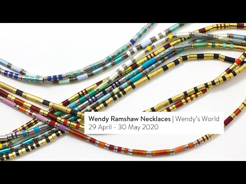 Wendy Ramshaw Necklaces | Wendy's World